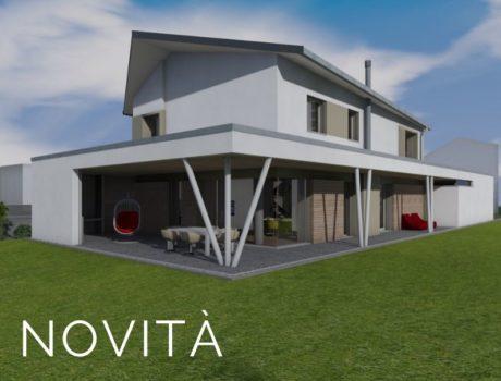NOVITÀ – Casa passiva Gi+Do a Porcia (PN)